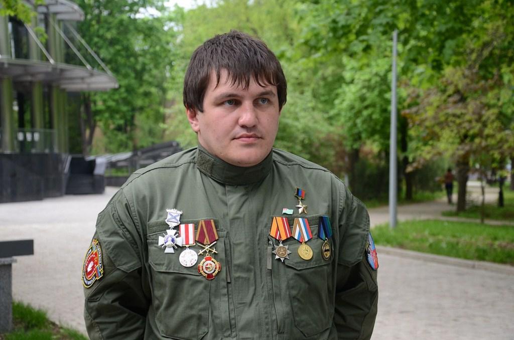 """Командир """"Пятнашек"""", легендарный Абхаз, о себе, о родине, о войне в Донбассе"""